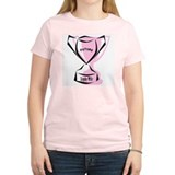 Future Trophy Wife, Women's Pink T-Shirt