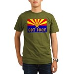 Got Docs? Organic Men's T-Shirt (dark)