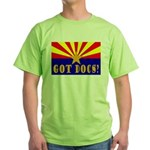 Got Docs? Green T-Shirt