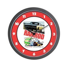 RamRod - 68 Charger Wall Clock