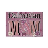 Dalmatian MOM Rectangle Magnet (10 pack)