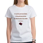 Drive From Within Women's T-Shirt