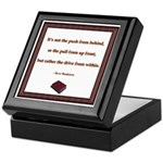 Drive From Within Keepsake Box