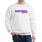 Conservative Chick Sweatshirt
