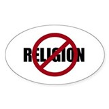 Anti-religion Stickers