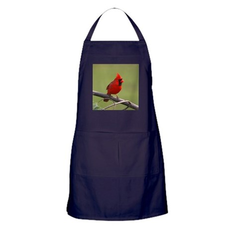 Bird Photo Apron (dark)