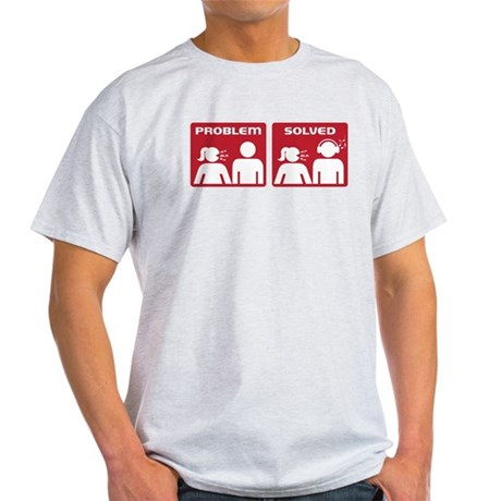 Problem Solved Light T-Shirt