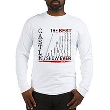 Castle: Best Show Ever Long Sleeve T-Shirt