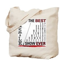 Castle: Best Show Ever Tote Bag