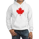 Big A** Maple Leaf Hoodie Sweatshirt
