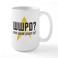 Star Trek: WWPD? Mug