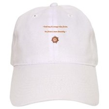 Strange Fiction Baseball Cap