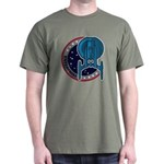 Enterprise Mission Patch (large) Dark T-Shirt