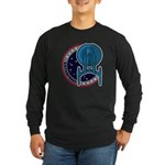 Enterprise Mission Patch (large) Long Sleeve Dark