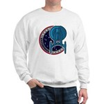 Enterprise Mission Patch (large) Sweatshirt
