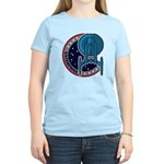 Enterprise Mission Patch (large) Women's Light T-S