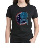 Enterprise Mission Patch (large) Women's Dark T-Sh