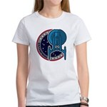 Enterprise Mission Patch (large) Women's T-Shirt