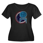 Enterprise Mission Patch (large) Women's Plus Size