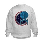 Enterprise Mission Patch (large) Kids Sweatshirt