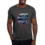Enterprise Patch (metal look) Dark T-Shirt