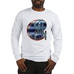 Enterprise Patch (metal look) Long Sleeve T-Shirt