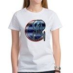 Enterprise Patch (metal look) Women's T-Shirt