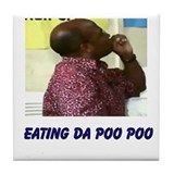 Eat Da Poo Poo Coaster