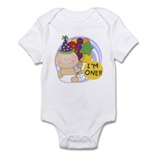 I'm ONE Birthday Infant Bodysuit