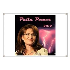 Palin Power 2012 Banner