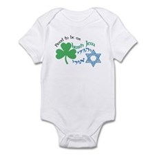 Proud Irish Jew Infant Creeper
