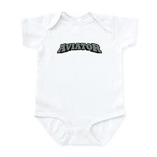 Aviator Infant Bodysuit
