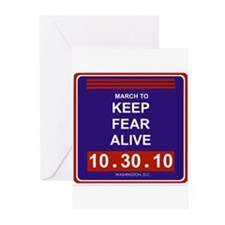 Funny Reporter Greeting Cards (Pk of 10)