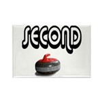 Second Rectangle Magnet (100 pack)