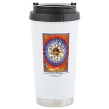 HB Tree of Life Ceramic Travel Mug