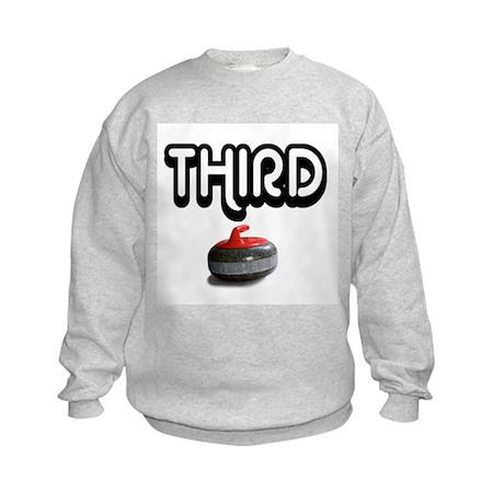 Third Kids Sweatshirt