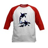 Killer Whale Family Tee