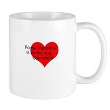 For the Truly Committed Small Mugs