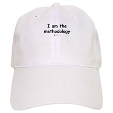 I am the Methodology - Baseball Cap