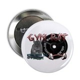 Gym rat 2.25&quot; Button