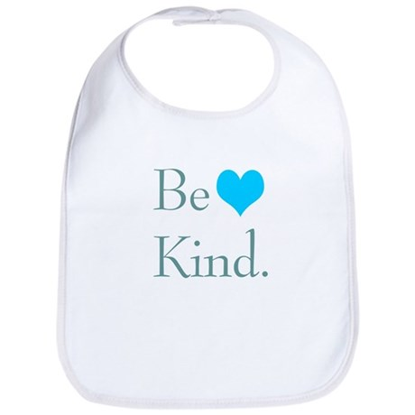 Be Kind Bib