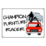 Champion Furniture Racer Banner