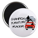 Champion Furniture Racer Magnet
