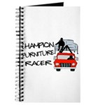 Champion Furniture Racer Journal
