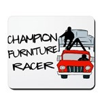 Champion Furniture Racer Mousepad