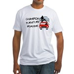 Champion Furniture Racer Fitted T-Shirt