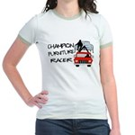 Champion Furniture Racer Jr. Ringer T-Shirt