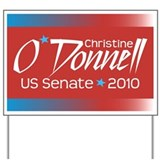 Christine O'Donnell Yard Sign