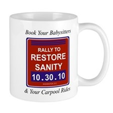 Restore sanity Mug