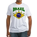 Brazil Soccer Flag 2010 Shirt